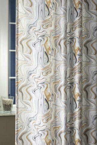 Carrara sötétítő függöny - óarany