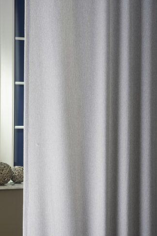 Comfy sötétítő függöny - Acélszürke