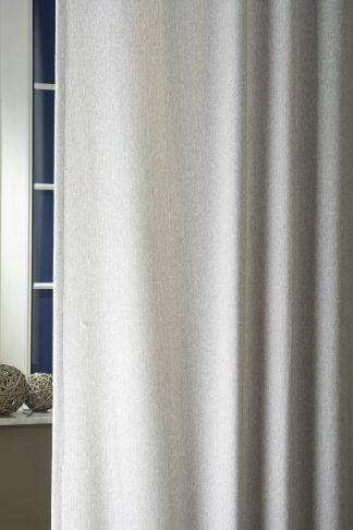 Comfy sötétítő függöny - Ezüst