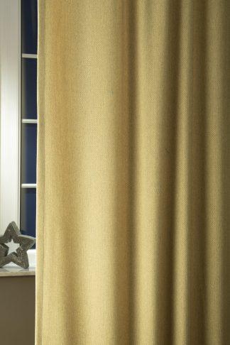 Comfy sötétítő függöny - Mustár