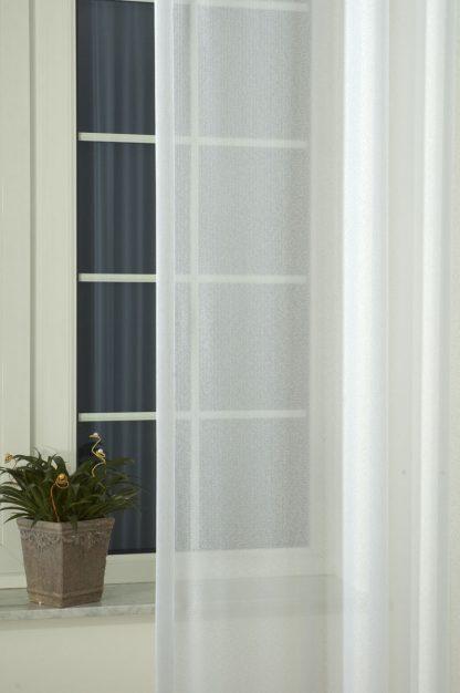 Fanni sable fényáteresztő függöny - ekrü