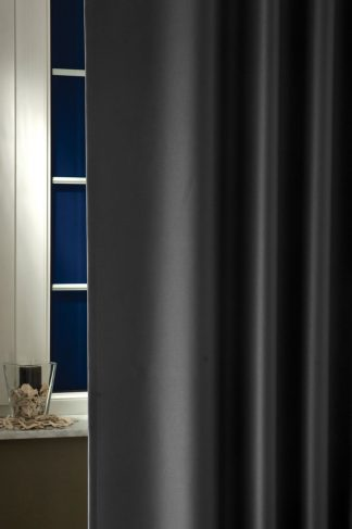 Príma sötétítő függöny - fekete