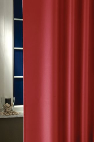 Príma sötétítő függöny - meggypiros