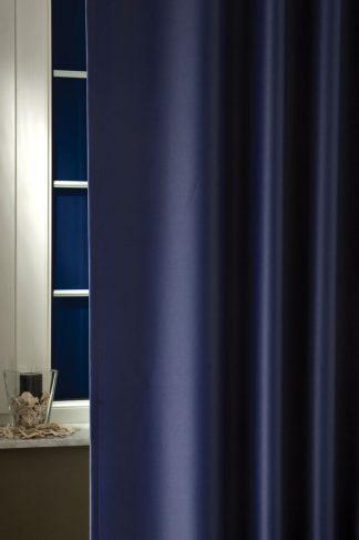 Príma sötétítő függöny - sötétkék